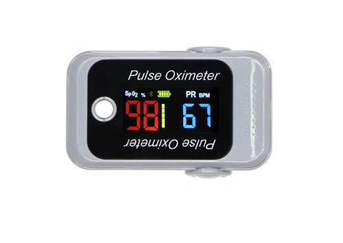 Pulzní oxymetr